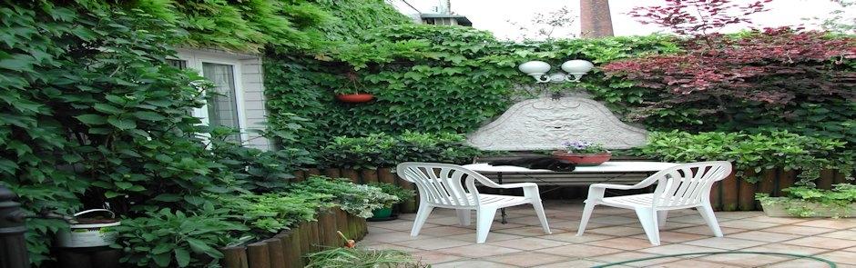 Giardini e terrazzi for Giardini e terrazzi
